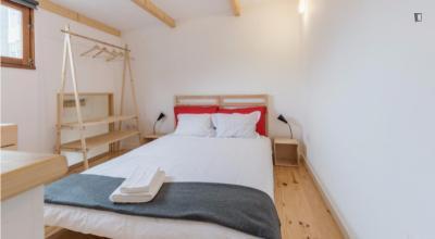 Wonderful 1-bedroom house with a garden, in Ramalde