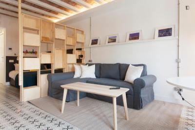 Beautiful studio in El Raval