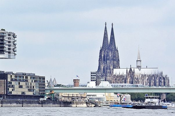 Student accommodation in Cologne