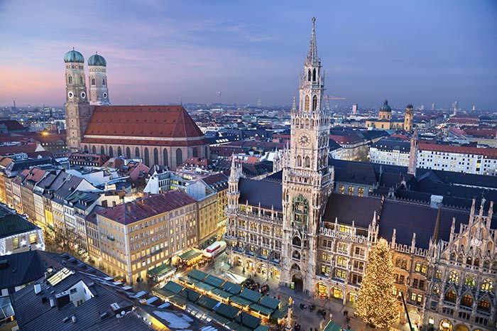 Student accommodation in Munich