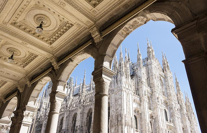 Student accommodation in Milan