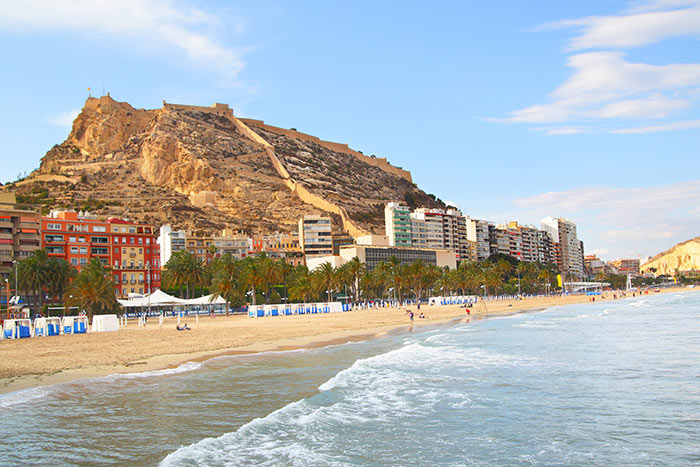 Studentenaccommodaties in Alicante