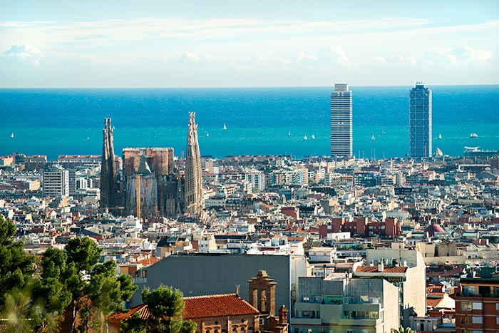 Studentenaccommodaties in Barcelona