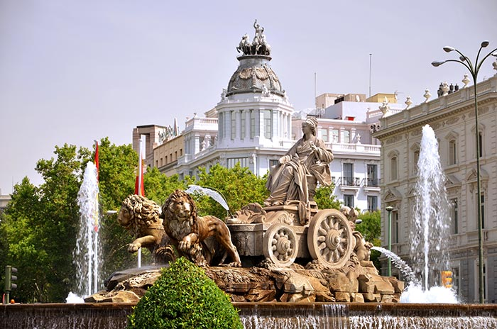 Studentenaccommodaties in Madrid