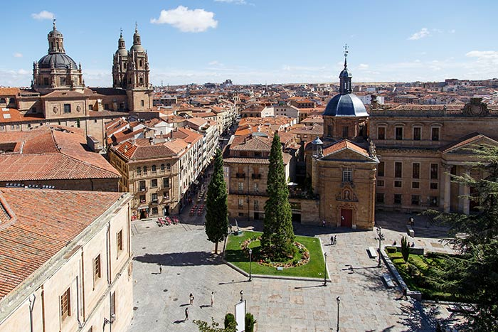 Studentenaccommodaties in Salamanca
