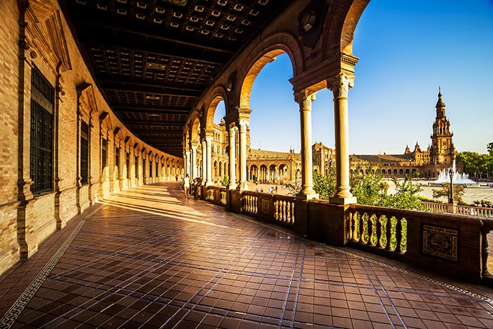 Studentenaccommodaties in Sevilla