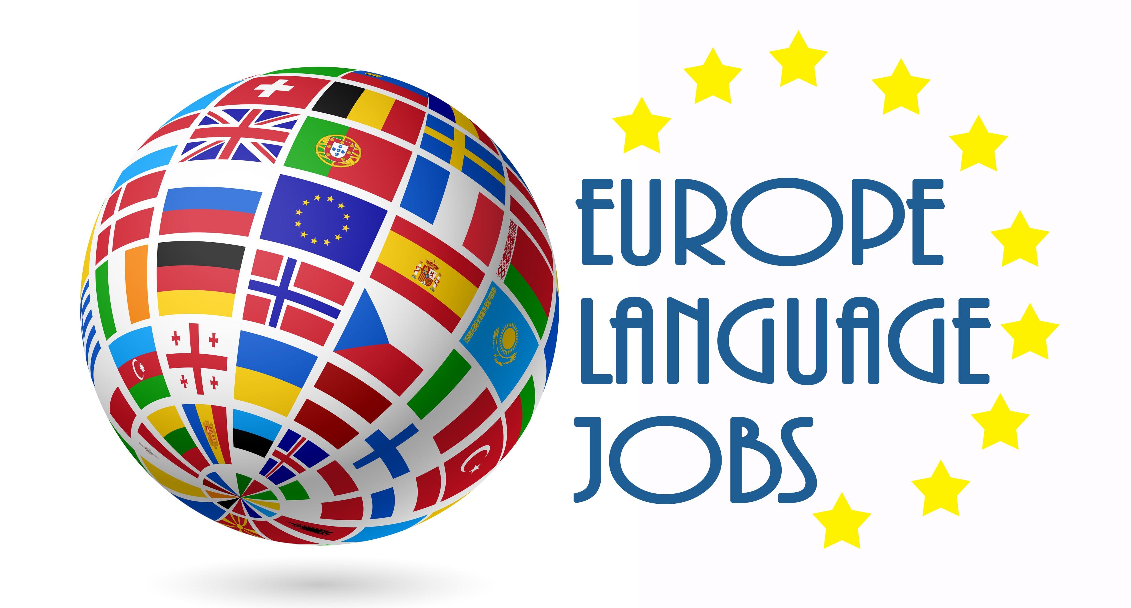 Europe language jobs